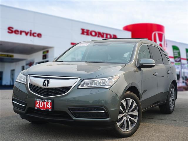 2014 Acura MDX Navigation Package (Stk: P21-142) in Vernon - Image 1 of 22
