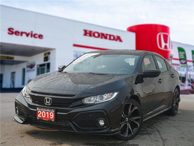 2019 Honda Civic Sport (Stk: P21-170A) in Vernon - Image 1 of 17