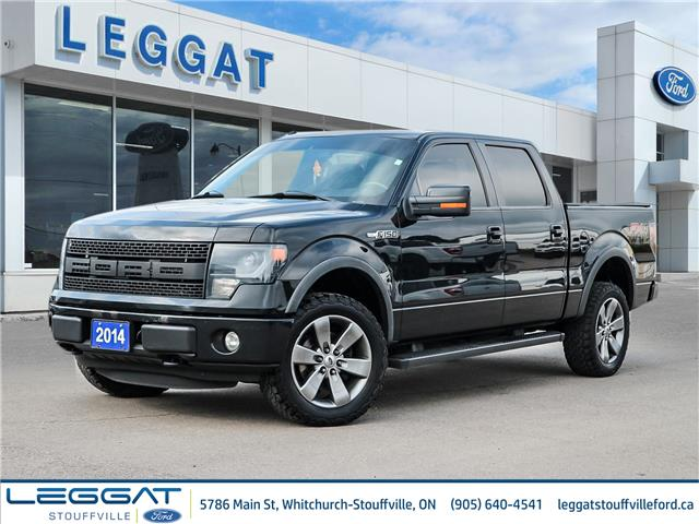 2014 Ford F-150  (Stk: 21F1122A) in Stouffville - Image 1 of 30