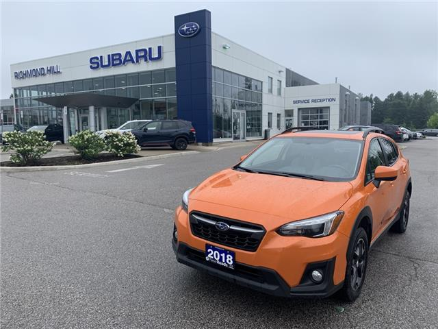 2018 Subaru Crosstrek Sport (Stk: LP0633) in RICHMOND HILL - Image 1 of 18