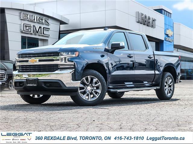 2021 Chevrolet Silverado 1500 LT (Stk: 386532) in Etobicoke - Image 1 of 25
