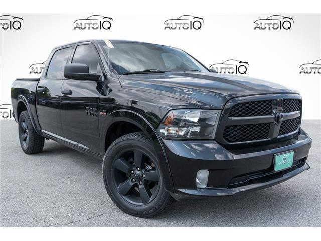 2017 RAM 1500 ST (Stk: 27985UQ) in Barrie - Image 1 of 25