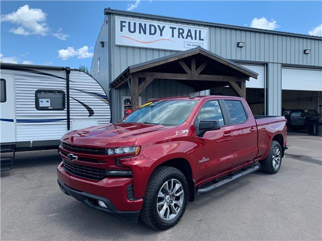 2019 Chevrolet Silverado 1500 RST (Stk: 1953a) in Sussex - Image 1 of 10