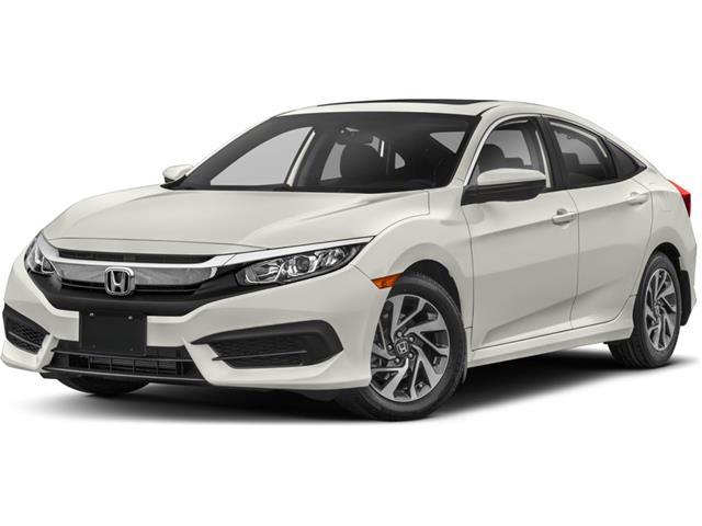 2018 Honda Civic EX (Stk: 21463A) in Cambridge - Image 1 of 1