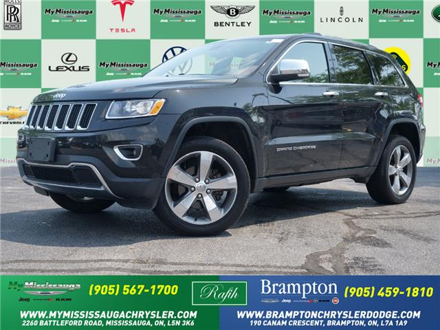 2016 Jeep Grand Cherokee Limited (Stk: 1532A) in Mississauga - Image 1 of 25