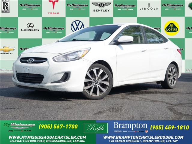 2016 Hyundai Accent GL (Stk: 21348B) in Mississauga - Image 1 of 9
