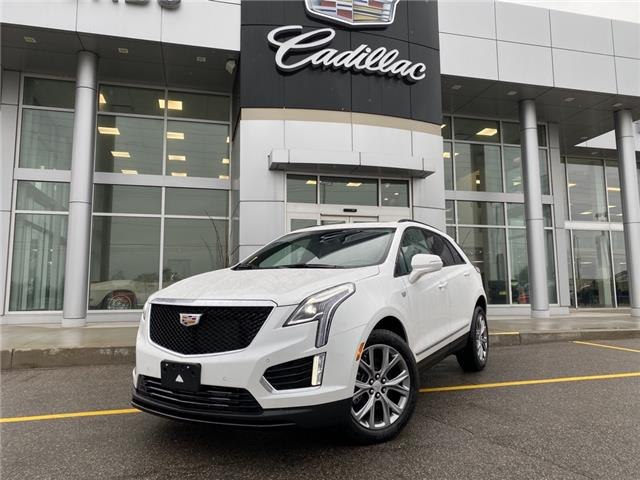 2021 Cadillac XT5 Sport (Stk: Z172535) in Newmarket - Image 1 of 28