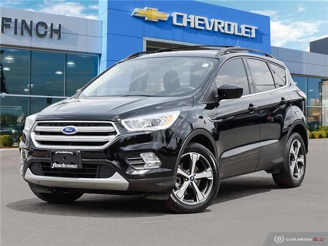 2018 Ford Escape SEL (Stk: 155193) in London - Image 1 of 28
