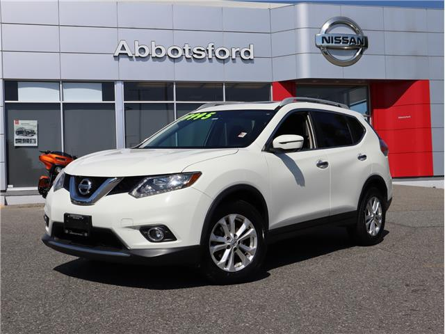 2016 Nissan Rogue SV (Stk: P5109) in Abbotsford - Image 1 of 30