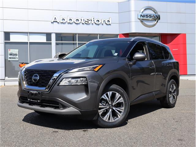 2021 Nissan Rogue SV (Stk: A21034) in Abbotsford - Image 1 of 29
