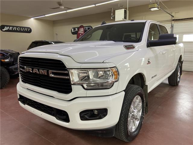 2019 RAM 2500 Big Horn (Stk: ) in Nipawin - Image 1 of 17