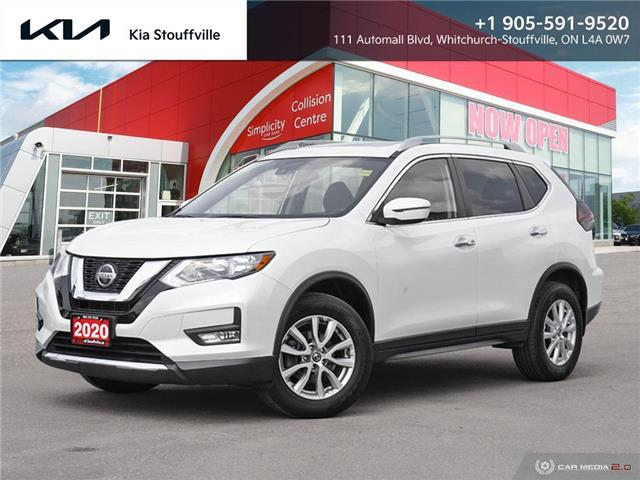 2020 Nissan Rogue SV (Stk: 21092A) in Stouffville - Image 1 of 25