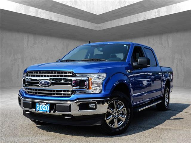 2020 Ford F-150 XLT (Stk: 9803B) in Penticton - Image 1 of 20