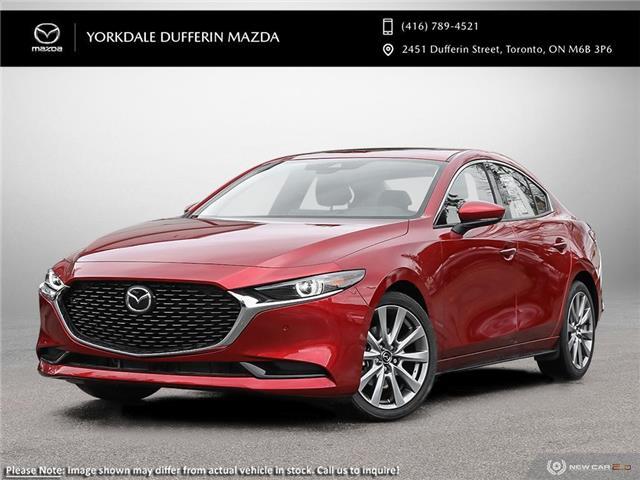 2021 Mazda Mazda3 GT w/Turbo (Stk: 211255) in Toronto - Image 1 of 23