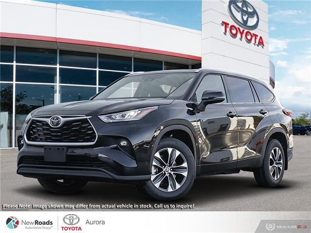2021 Toyota Highlander XLE (Stk: 32786) in Aurora - Image 1 of 16