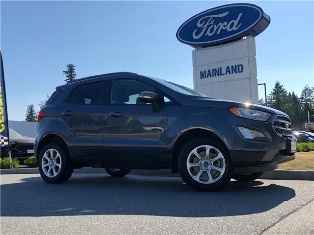 2018 Ford EcoSport SE (Stk: 20EC2295A) in Vancouver - Image 1 of 30