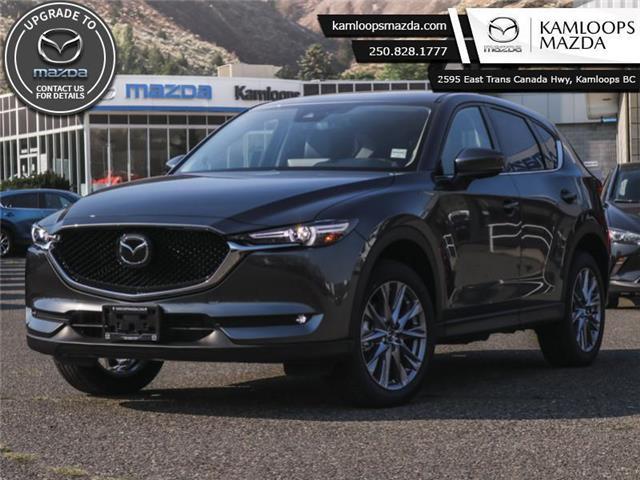 2021 Mazda CX-5 GT w/Turbo (Stk: YM259) in Kamloops - Image 1 of 37