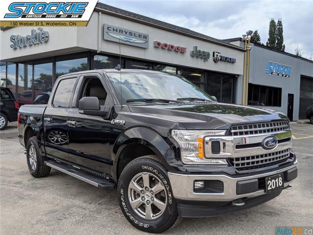 2018 Ford F-150  (Stk: 36826) in Waterloo - Image 1 of 27