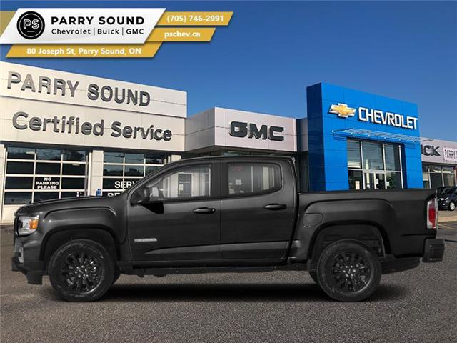 2021 GMC Canyon Elevation (Stk: 22195) in Parry Sound - Image 1 of 1