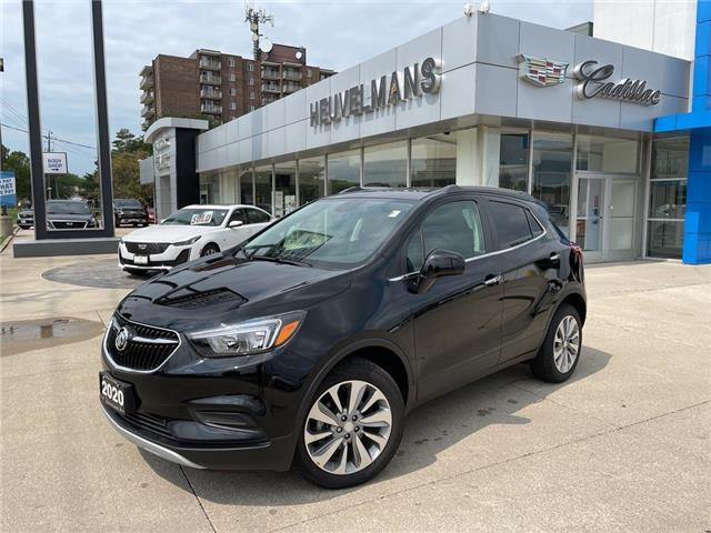 2020 Buick Encore Preferred (Stk: 21105A) in Chatham - Image 1 of 18