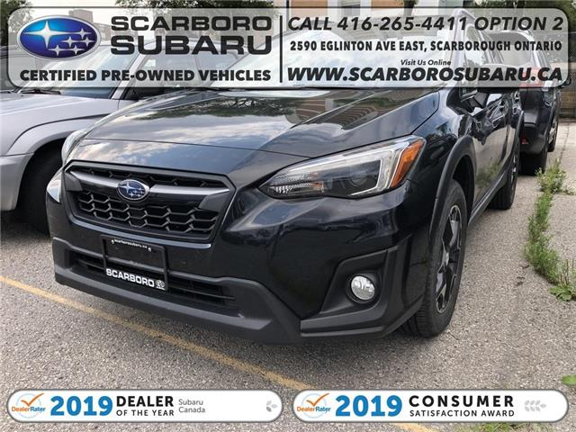 2018 Subaru Crosstrek Sport (Stk: JH308170) in Scarborough - Image 1 of 1