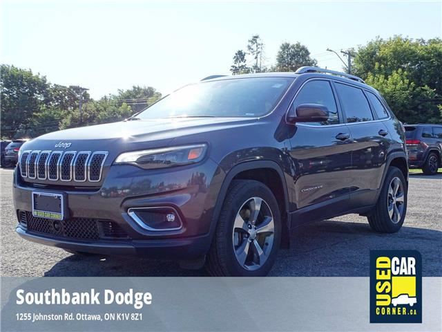 2019 Jeep Cherokee Limited (Stk: 2105071) in OTTAWA - Image 1 of 27