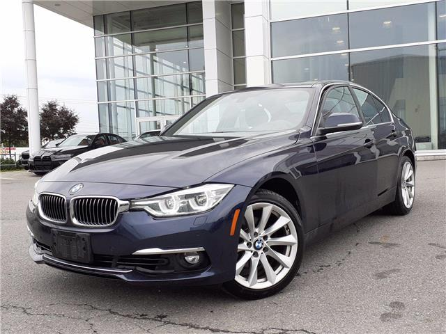 2017 BMW 330i xDrive (Stk: P10001) in Gloucester - Image 1 of 27