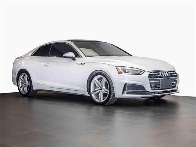 2018 Audi A5 2.0T Technik (Stk: PM929) in Nepean - Image 1 of 20