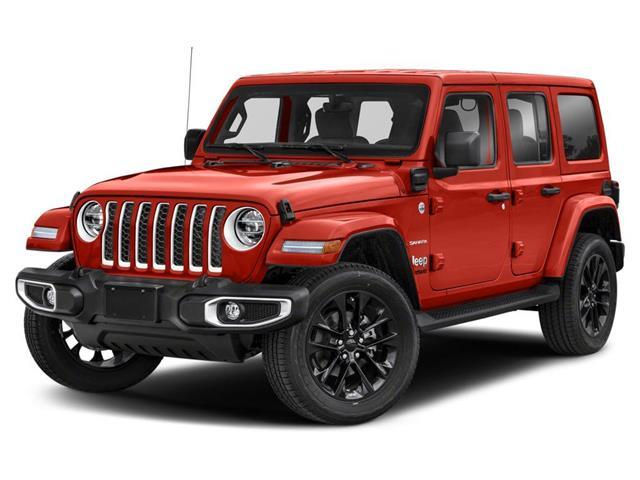 2021 Jeep Wrangler 4xe (PHEV) Sahara (Stk: 21367) in Greater Sudbury - Image 1 of 9