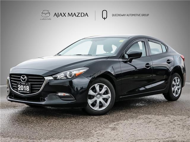 2018 Mazda Mazda3 GX (Stk: P5868) in Ajax - Image 1 of 21