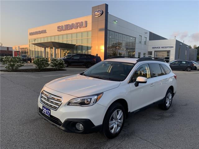 2017 Subaru Outback 2.5i (Stk: T36132) in RICHMOND HILL - Image 1 of 16