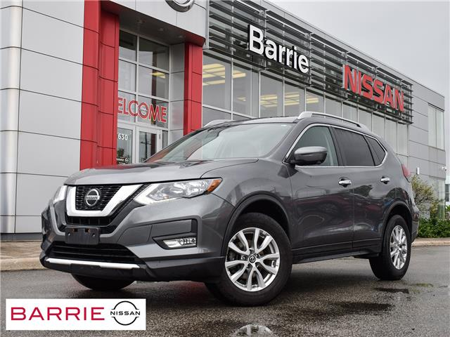 2018 Nissan Rogue SV (Stk: 21226A) in Barrie - Image 1 of 9