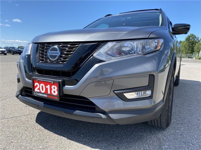 2018 Nissan Rogue Midnight Edition (Stk: CMN370018A) in Cobourg - Image 1 of 16