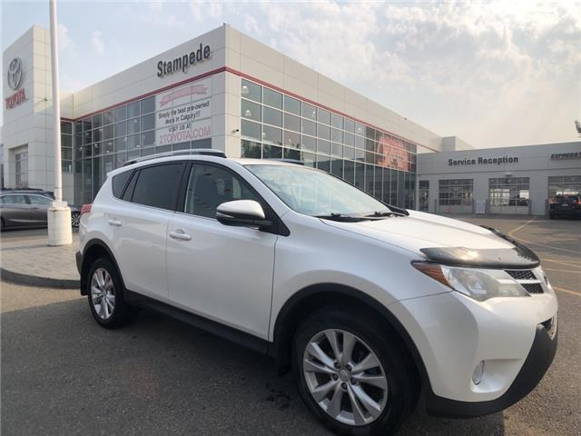 2013 Toyota RAV4 Limited (Stk: 210884A) in Calgary - Image 1 of 11