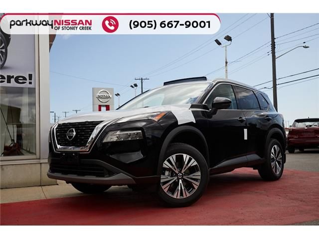 2021 Nissan Rogue SV (Stk: N21287) in Hamilton - Image 1 of 27