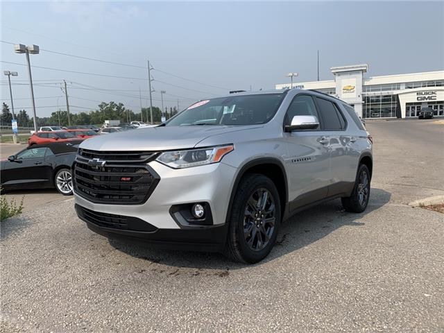 2021 Chevrolet Traverse RS (Stk: MJ140911) in Calgary - Image 1 of 36