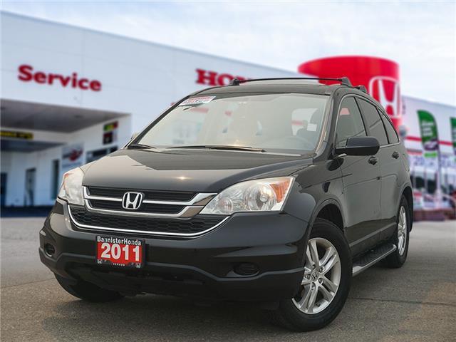 2011 Honda CR-V EX (Stk: P21-171) in Vernon - Image 1 of 20