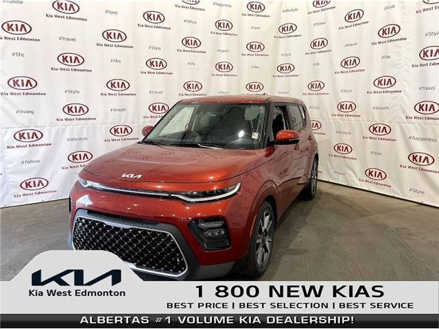 2022 Kia Soul EX Premium (Stk: 23133) in Edmonton - Image 1 of 26