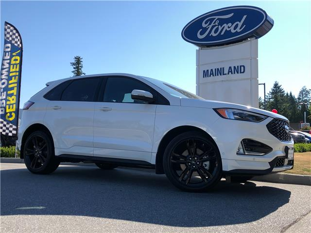 2020 Ford Edge ST (Stk: 21EX7771A) in Vancouver - Image 1 of 27