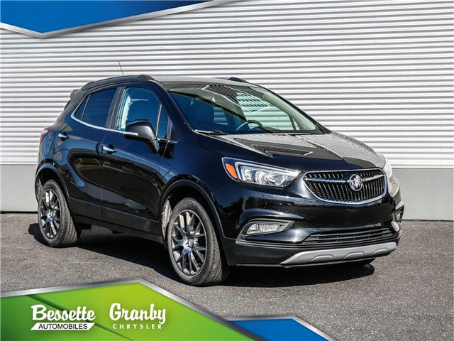 2017 Buick Encore Sport Touring (Stk: G21-314) in Granby - Image 1 of 32