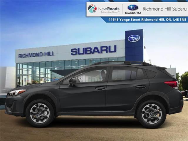 New 2021 Subaru Crosstrek Sport w/Eyesight  - Sunroof - $218 B/W - RICHMOND HILL - NewRoads Subaru of Richmond Hill