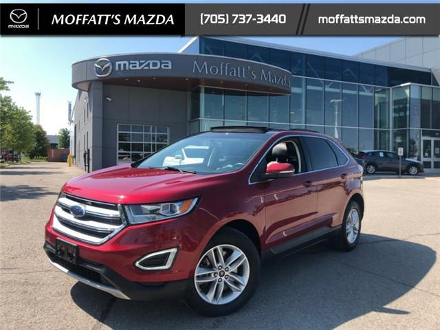 2016 Ford Edge SEL (Stk: P9230A) in Barrie - Image 1 of 23