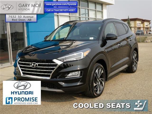 2019 Hyundai Tucson 2.4L Ultimate AWD (Stk: 1SF0176A) in Red Deer - Image 1 of 25