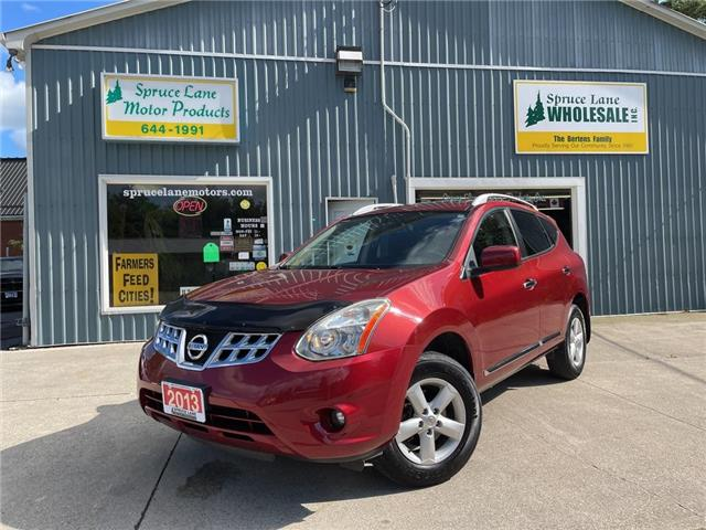 2013 Nissan Rogue  (Stk: 47164) in Belmont - Image 1 of 21