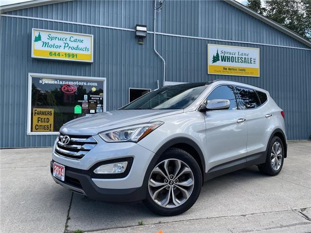 2014 Hyundai Santa Fe Sport Limited (Stk: 79468) in Belmont - Image 1 of 26