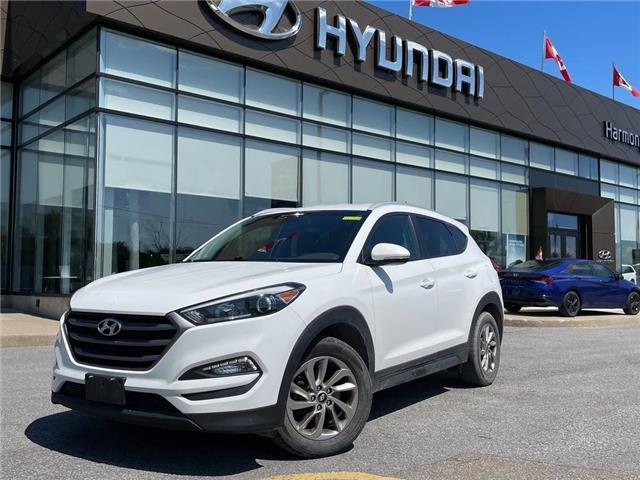 Used 2016 Hyundai Tucson  AWD 4dr 2.0L Premium - Rockland - Harmony Hyundai