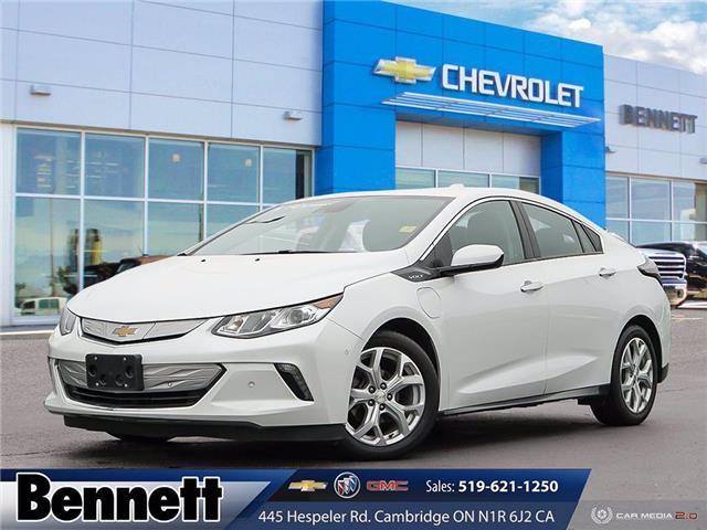 2017 Chevrolet Volt Premier (Stk: 210736A) in Cambridge - Image 1 of 26