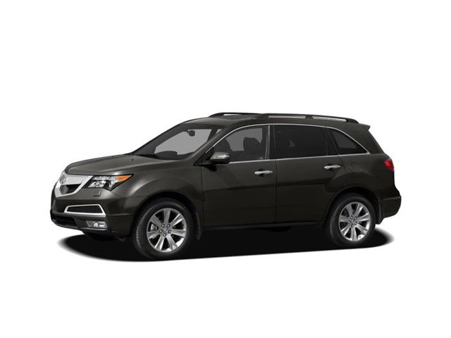 2012 Acura MDX Technology Package (Stk: A14038A) in Newmarket - Image 1 of 1