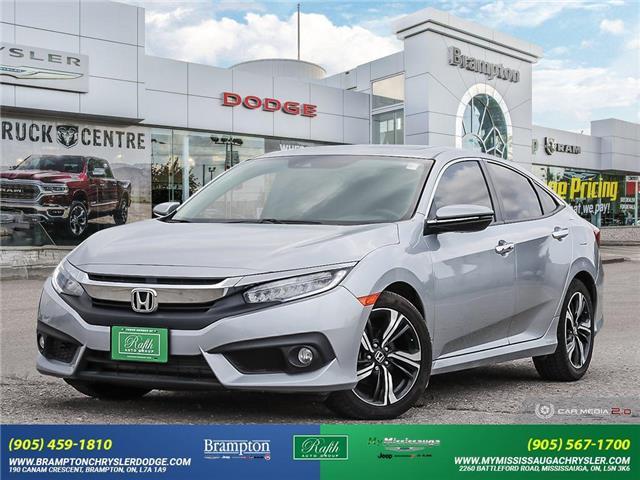 2018 Honda Civic Touring (Stk: 14178) in Brampton - Image 1 of 28