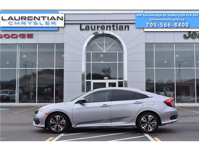 2016 Honda Civic EX-T (Stk: BC0138A) in Greater Sudbury - Image 1 of 30